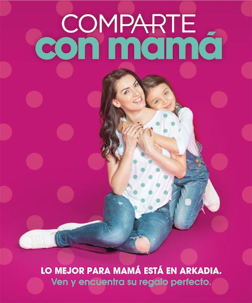 ARKADIA - Campaña Día de la Madre-BANNER